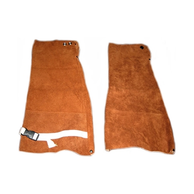 Crematory Leather Sleeves