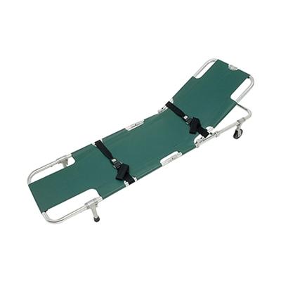 Junkin Jsa 604 Easy Fold Wheeled Stretcher W Adjustable