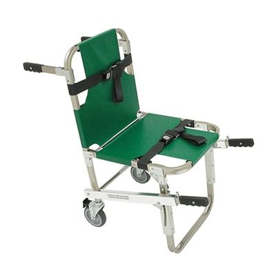 Junkin Evacuation Chair w/ Extended Handles