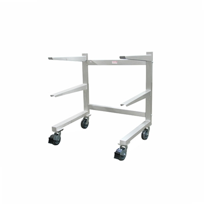 Mortech Series 7005 Cantilever Storage Rack w/ Casters