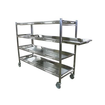 Mortech Series 7010 Portable Mortuary Storage Rack