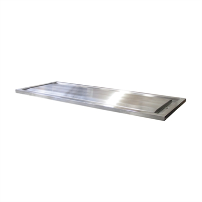 Mortech Model T3615 Stainless Steel Autopsy Tray